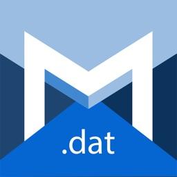 Open Winmail: .dat & xps & msg