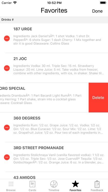 BarBack Cocktails To Go screenshot-3