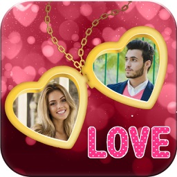 Love Locket Photo Frame Editor
