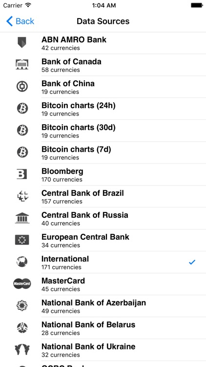 CurrencyGo: Currency Converter screenshot-1
