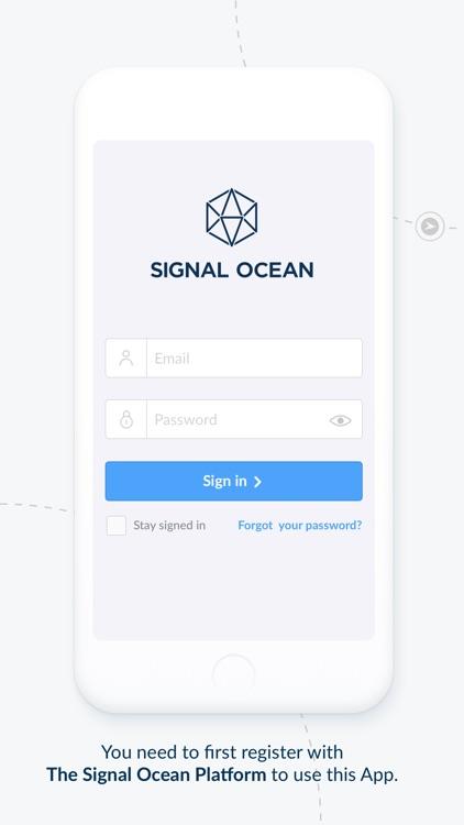 Signal Ocean - Tonnage Lists