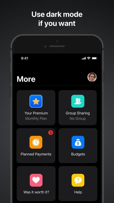 Wallet:個人財務&金銭追跡のスクリーンショット9