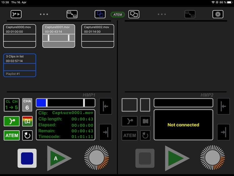 TouchDirector Mini screenshot-6