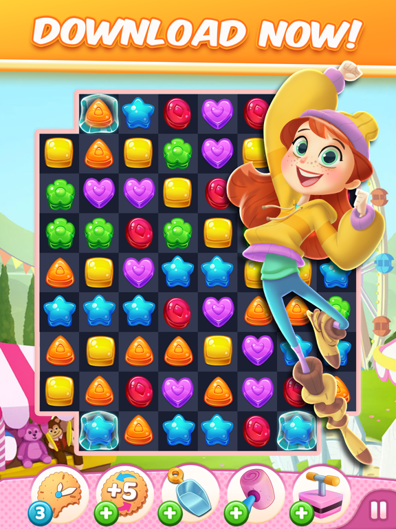 Cookie Crush! Match 3 Game screenshot 10