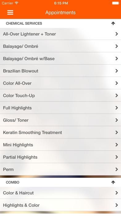 Mode Salon | screenshot three