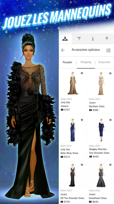 Covet Fashion: Jeu de Design