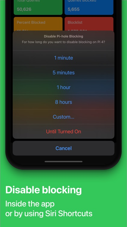 Pi-hole Remote screenshot-4