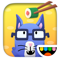 App Icon for Toca Kitchen Sushi App in France IOS App Store