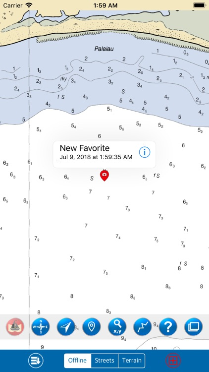 Maui – Marine GPS Map screenshot-3