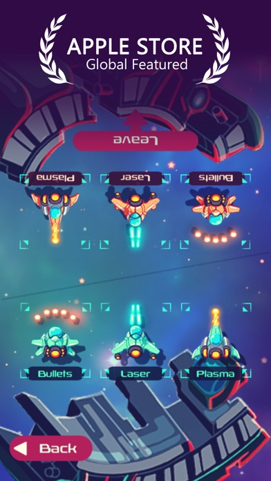 Space Cycler Screenshot 2