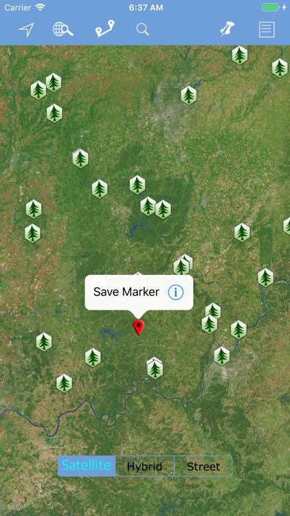 Indiana State Parks! screenshot-4