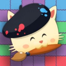 Hungry Cat Nonogram