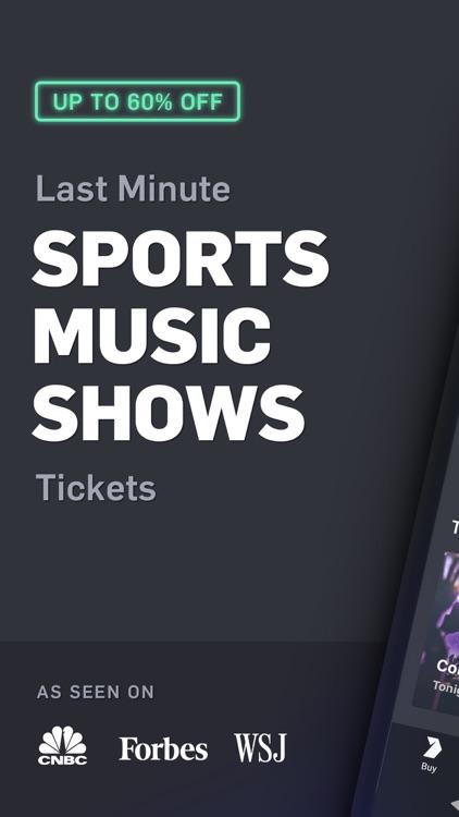 Gametime - Last Minute Tickets