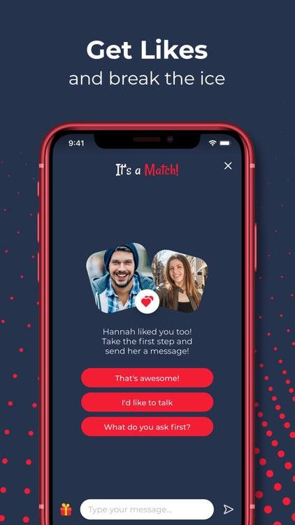 uDates Dating - Match & Meet screenshot-3