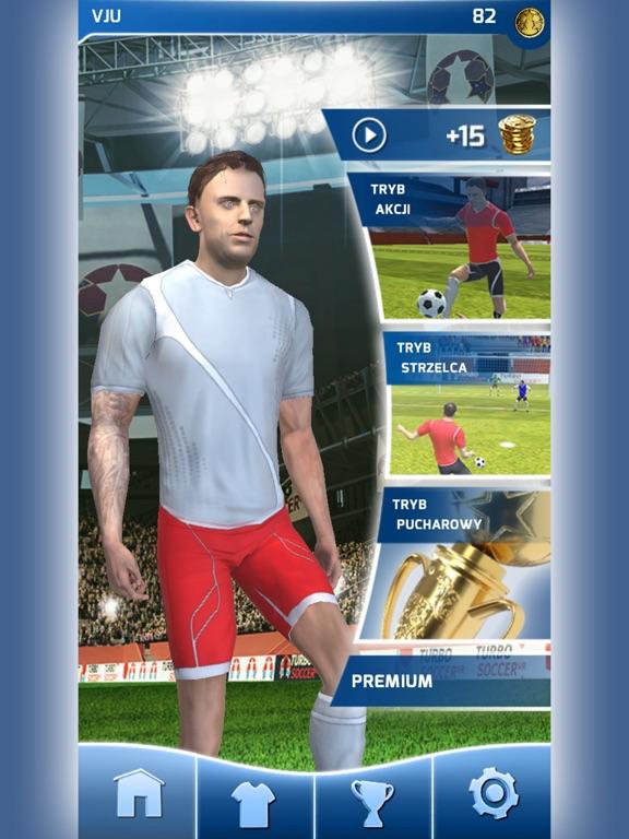 Turbo Soccer Mobile screenshot #1