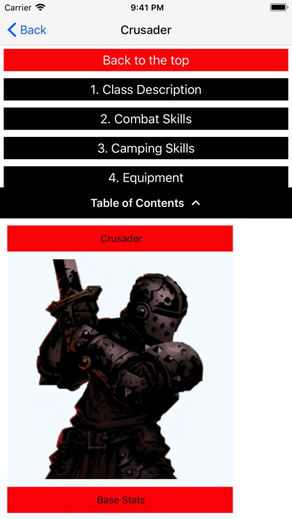Mobile Wiki - Darkest Dungeon