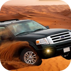 Activities of Car Driver: Desert Safari Race