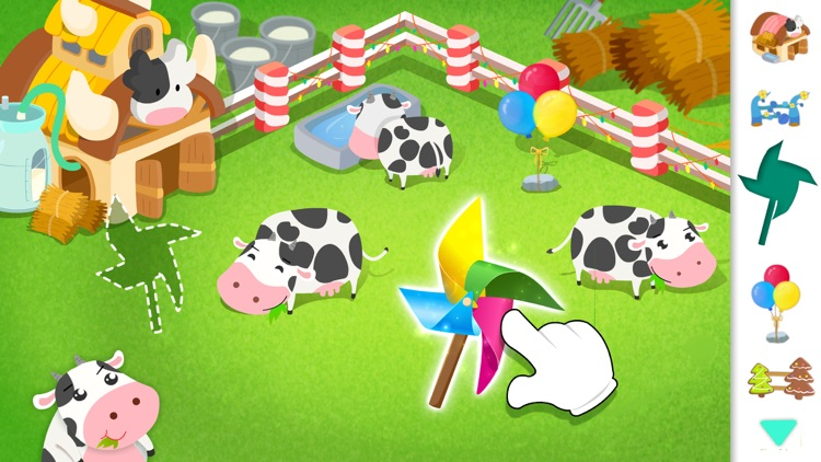 Dream Farm-real farm life screenshot-3