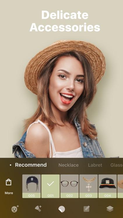 Everlook- Face & Body Editor screenshot-8