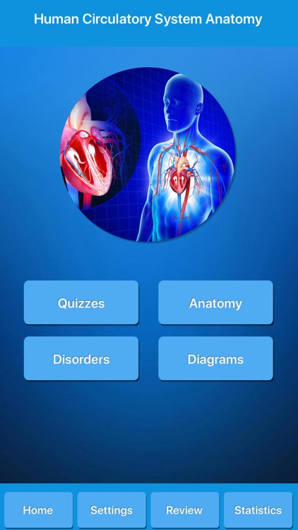 Circulatory System Anatomy screenshot-0