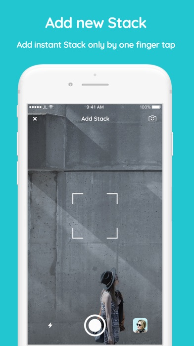 Stack+ screenshot three