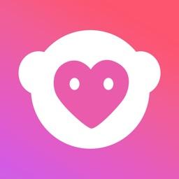皮皮猴-一对一视频同城交友平台