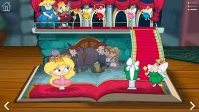StoryToys Sleeping Beauty screenshot one