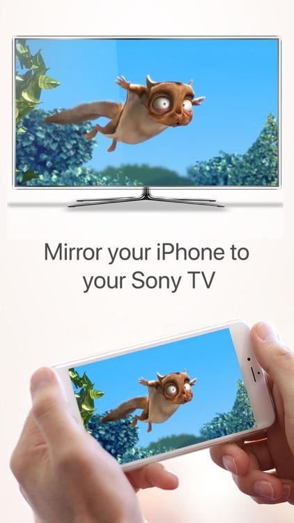 Mirror for Sony TV screenshot-0