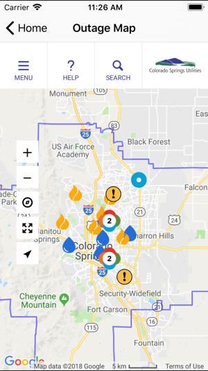 Colorado Springs Utilities On The App Store