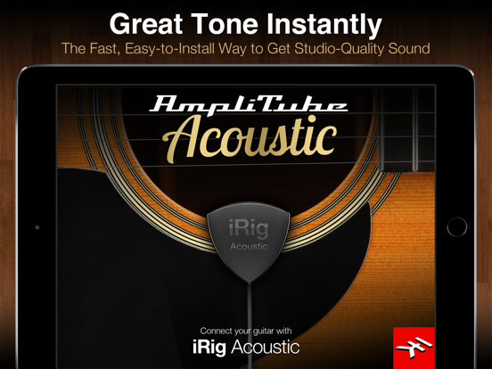 AmpliTube Acoustic CS