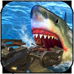 Underwater Shark Shooting Game