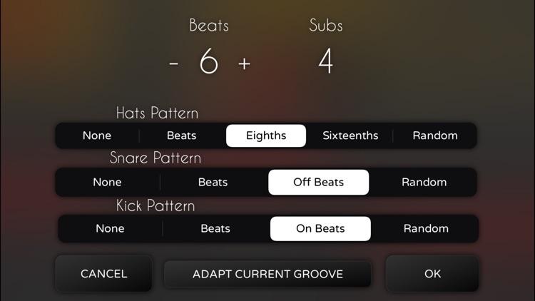 Rock Drum Machine screenshot-9