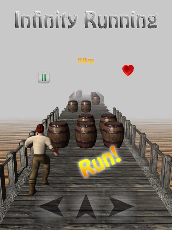 Screenshot #5 pour Infinity Running