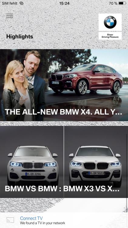 BMW SmartTV
