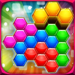 Hexa Blast: Color Block