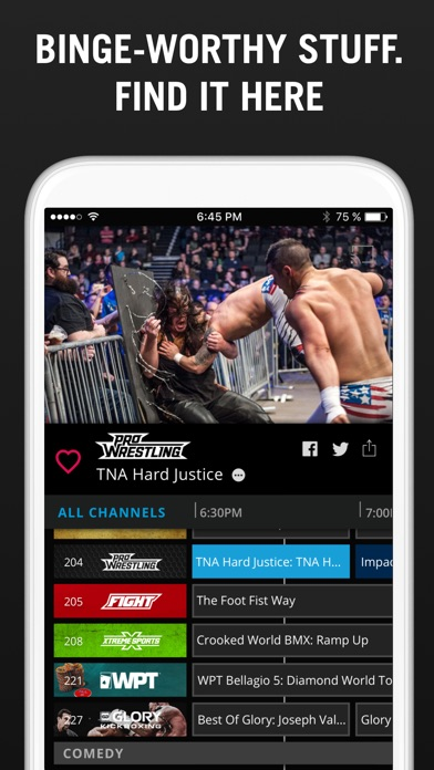 Pluto TV - Live TV and Movies for Windows