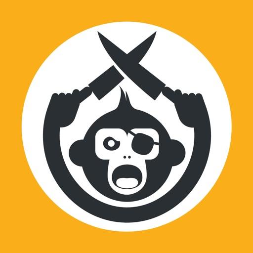Monkey Knife Fight Fantasy