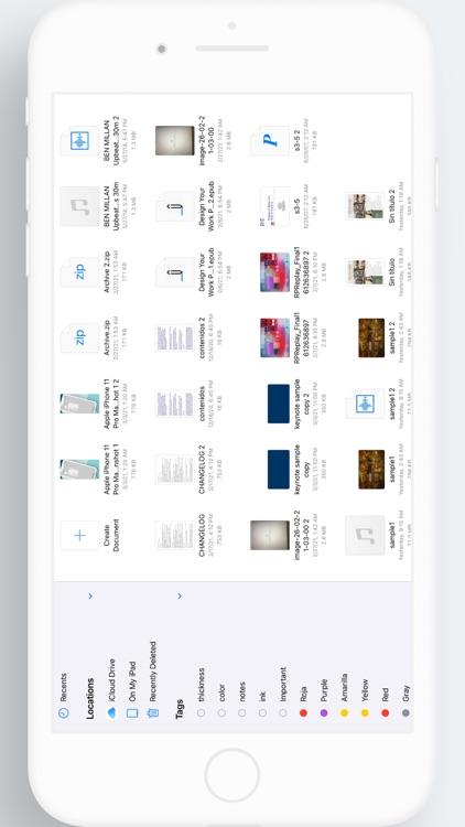 thInk - PDF and ePub Annotator screenshot-7