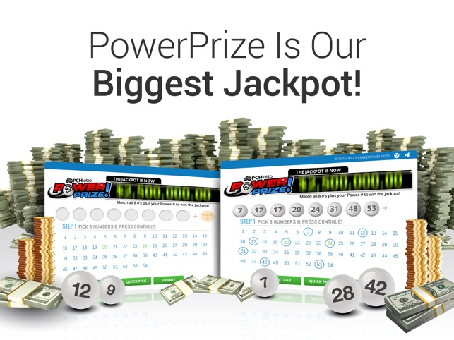 PCH Lotto - Real Cash Jackpots on the App Store