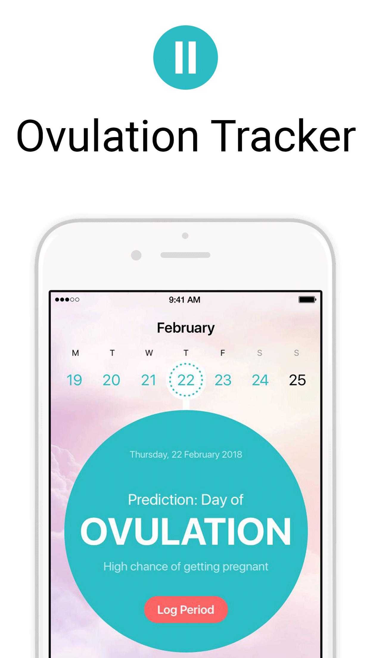 Flo Period & Ovulation Tracker Screenshot