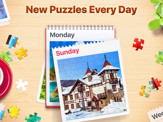 Jigsaw Puzzles - Puzzle Games screenshot 9