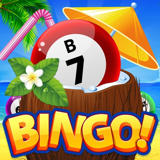 BINGO! Tropical Beach World