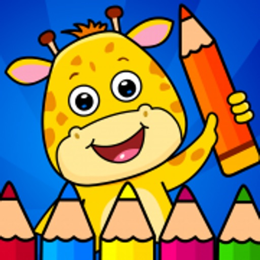 Coloring Games for Kids 2-5