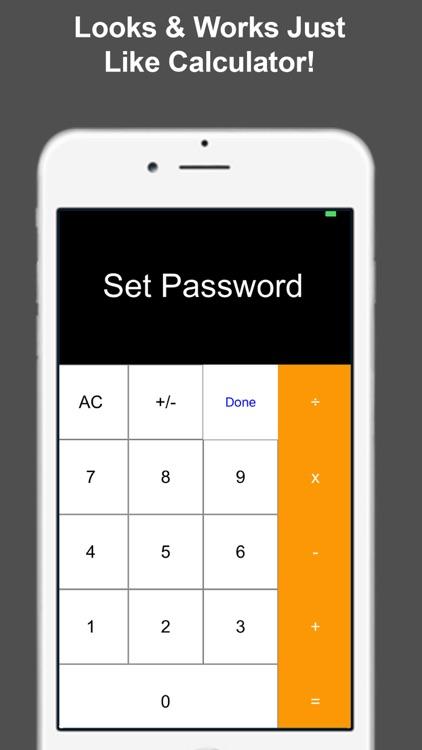 Fake Calculator: Secret Vault! by ASN GROUP LLC