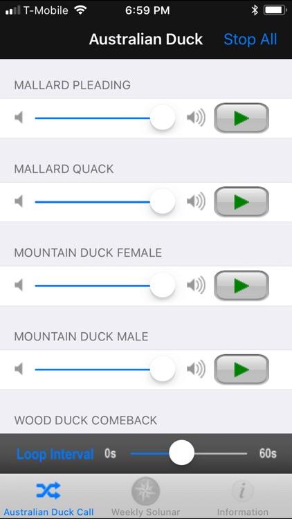 Australian Duck Call screenshot-3