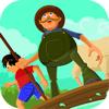 木筏生存:失落的遗迹故事