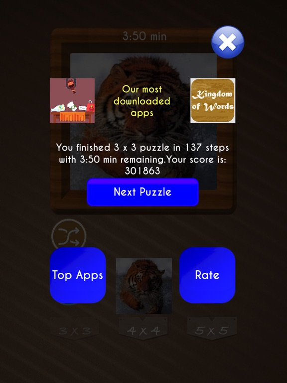 Sliding Puzzle : Tile Puzzle screenshot 10