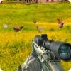 Crazy Farm Chicken Gun Shooter