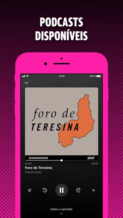 Baixar Amazon Music: Ouça podcasts para Android