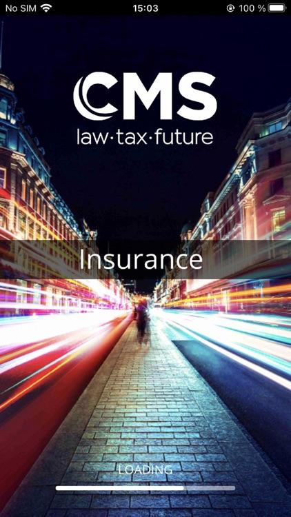 CMS Insurance App